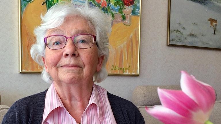 Astrid Ståhl hjälpte polisen att komma bluffläkaren på spåren.