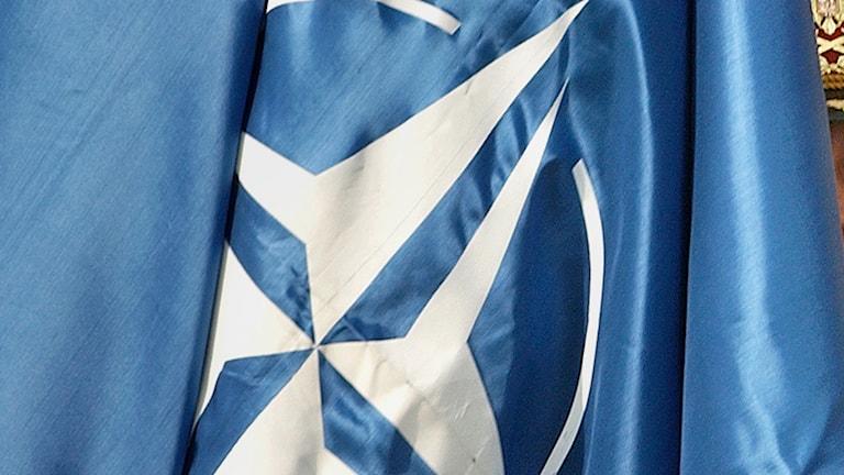 nato, natoflagga