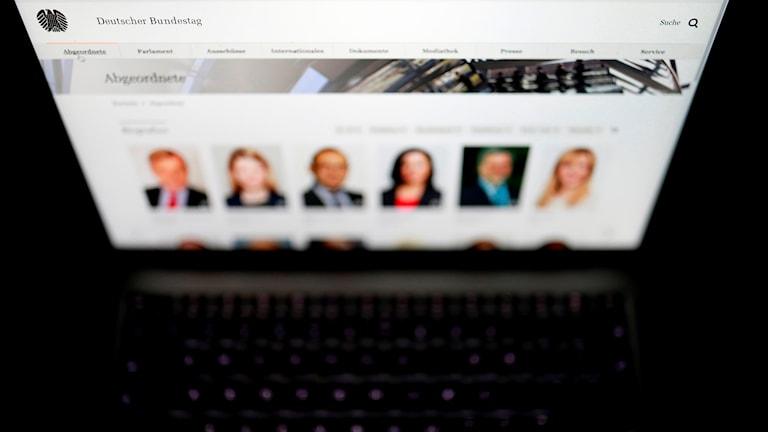 En stor dataintrångsskandal håller på att rullas upp i Tyskland.