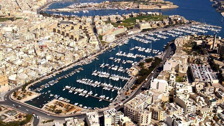 Valetta i Malta Foto: Lino Azzopardi/TT