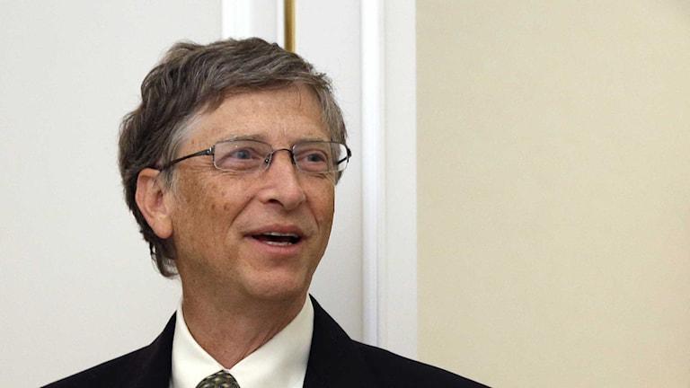 Bill Gates Foto: Lee Jin-man/TT
