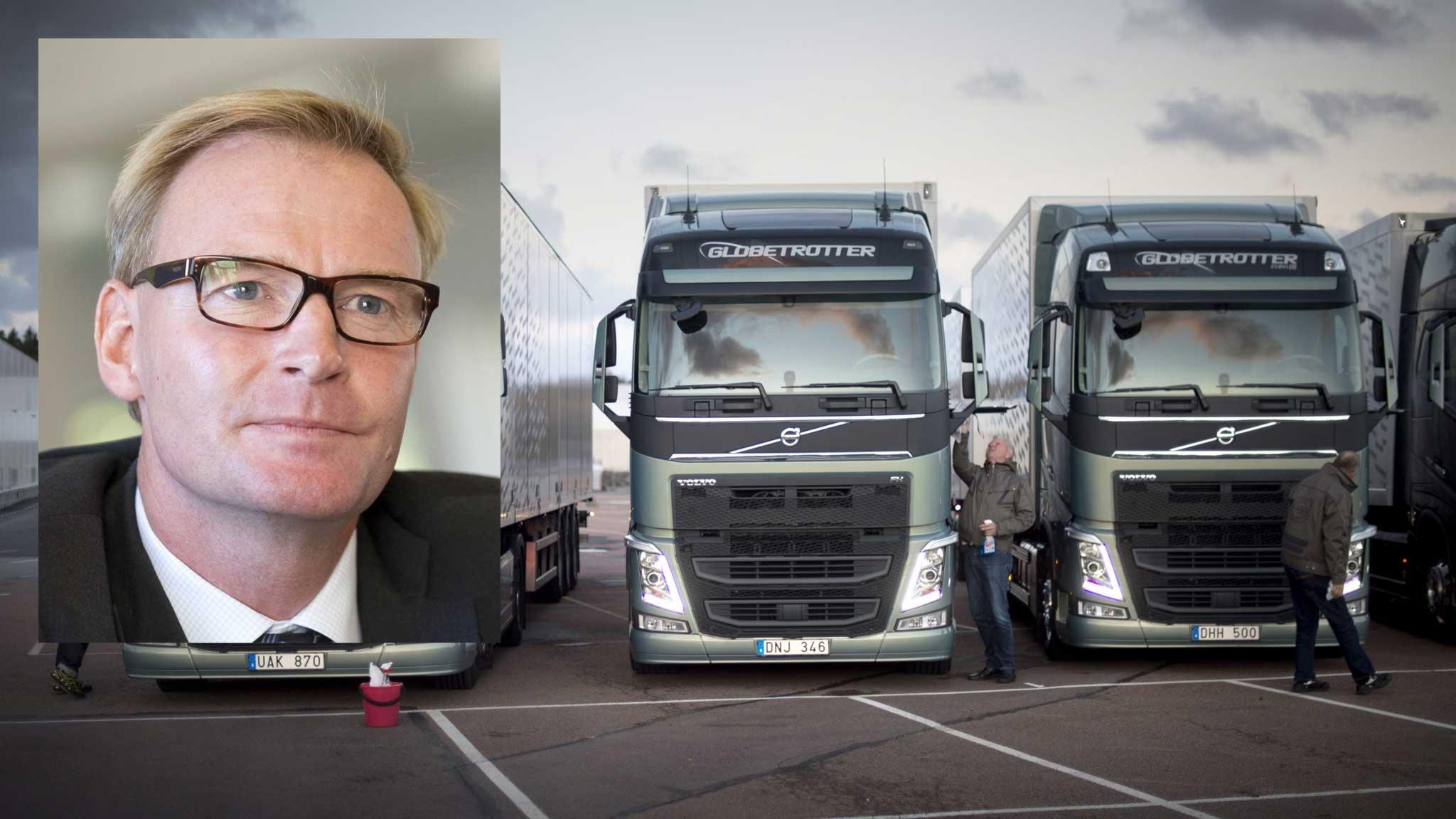 Volvo drar ned 4 400 tjanster