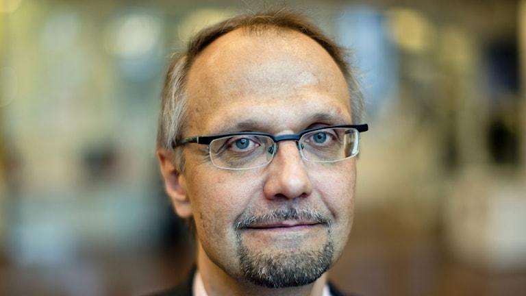 Ulf Bjereld professor i statsvetenskap vid Göteborgs universitet. Foto: Adam Ihse /TT