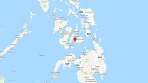 Ön Panglao i Filippinerna.