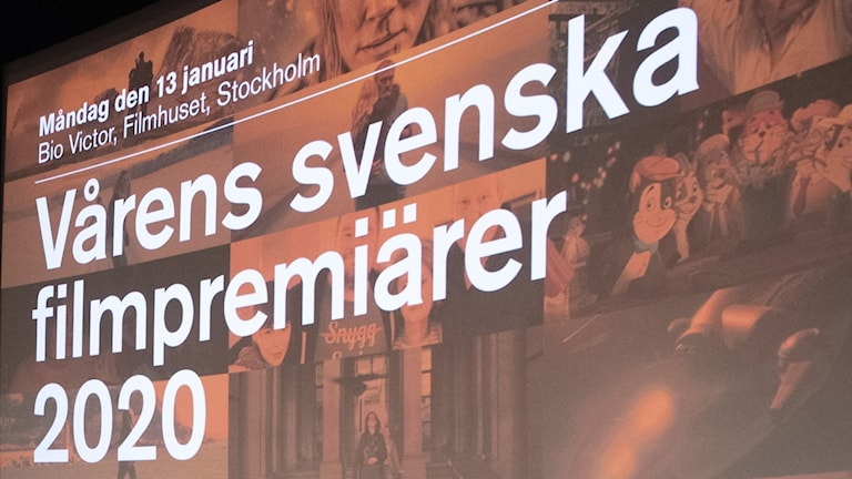 VÅRENS SVENSKA FILMER