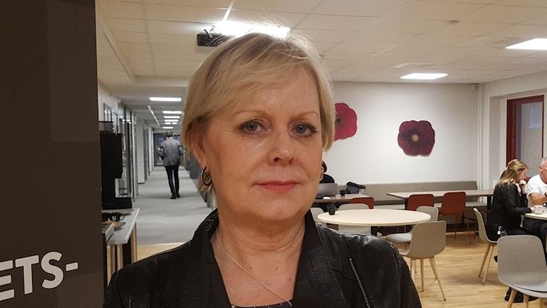 Lena Ag, generaldirektör Jämställdhetsmyndigheten.