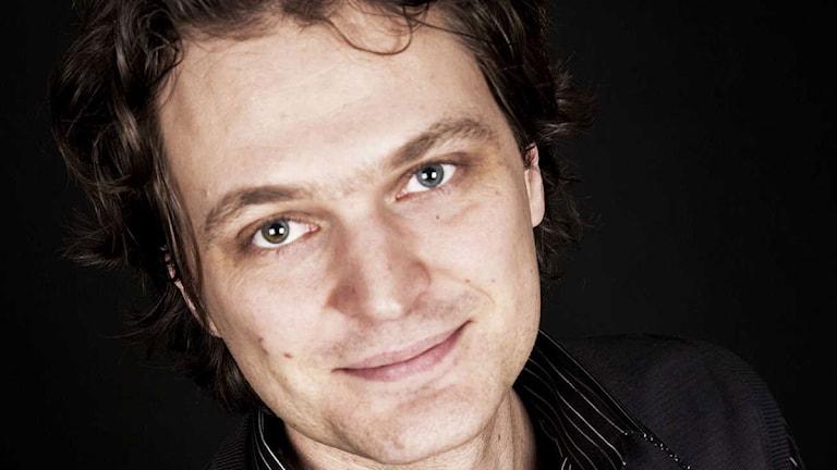 Daniel Velasco. Foto: Stina Gullander / Sveriges Radio