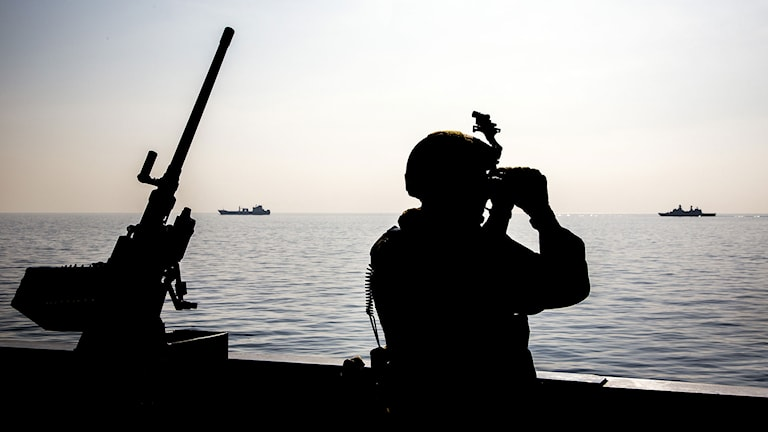 Det danska skeppet Ark Futura skeppade tidigare ut kemiska vapen ur Syrien