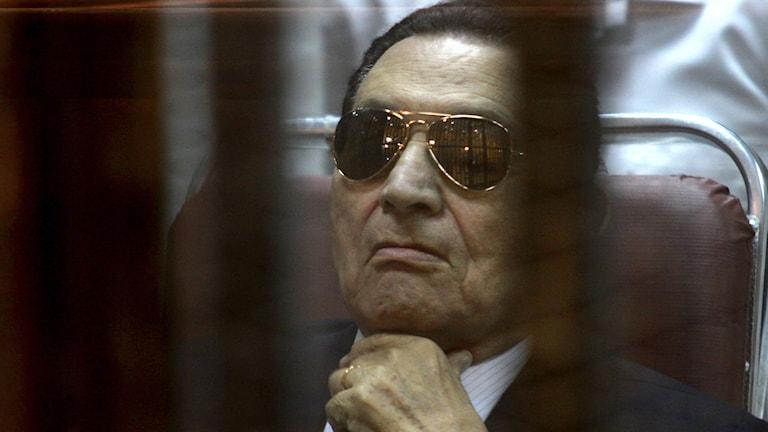 Hosni Mubarak döms till fängelse