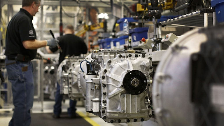 Mekanisk industri.