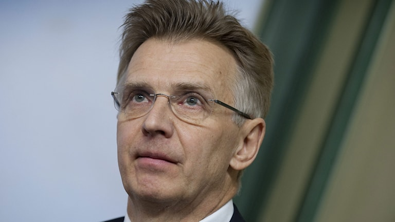 Migrationsverkets chef Anders Danielsson. Foto: Jonas Ekströmer/TT.