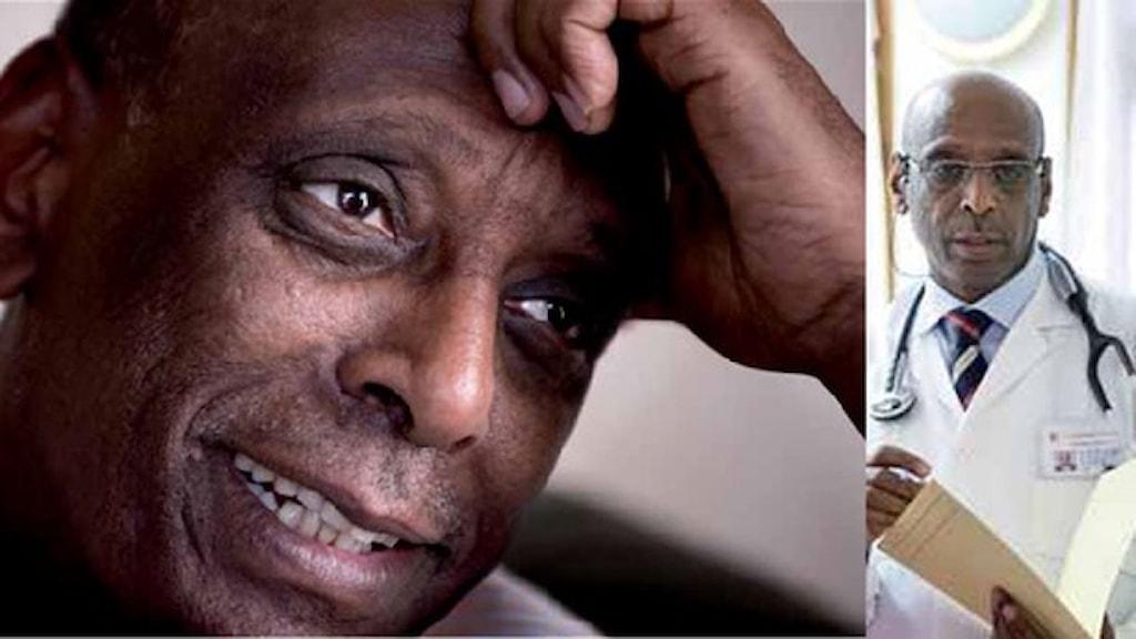 Den svenska hjärtläkaren Fikru Maru sitter fängslad i Etiopien. Foto: Privat.