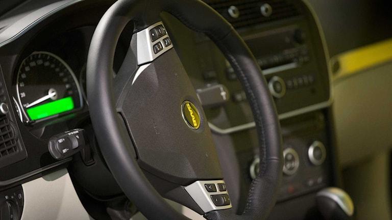 Sedan i vintras bygger Nevs Saab-bilar i fabriken i Trollhättan.