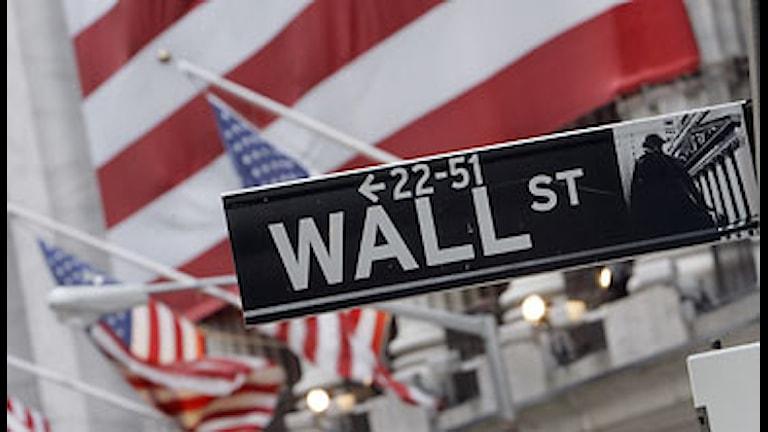 Wall Street redo för handel. Foto: Richard Drew/Scanpix.