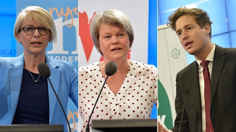 Oppositionen kritisk mot regeringens budget