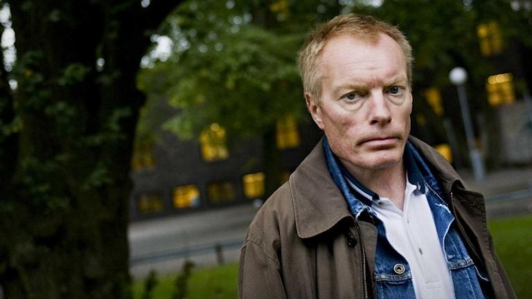 Magnus Norell, terrorismforskare. Foto: Christine Olsson / TT