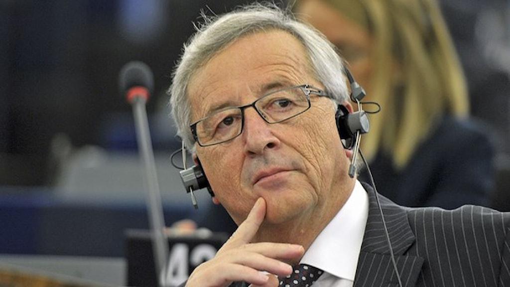 Jean-Claude Juncker. Foto: TT