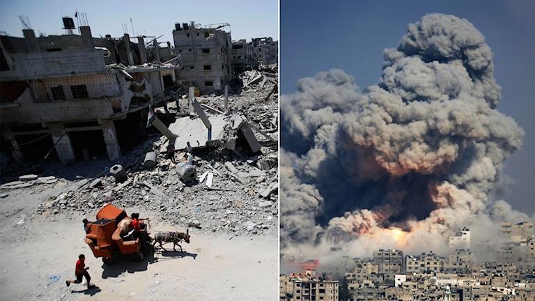 Gaza, Hamas, Israel