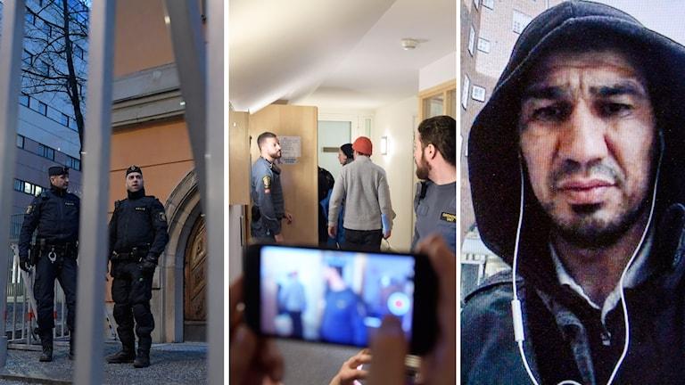 بدء جلسات محاكمة المتهم بالهجوم الإرهابي رحمت أكيلوف
