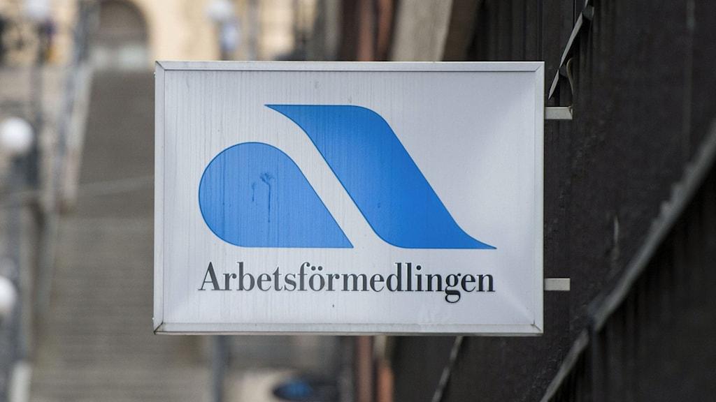 Arbetsförmedlingen. Foto: Bertil Enevåg/TT. dlingen på Tunnelgatan i Stockholm. Foto: Bertil Enevåg/TT.