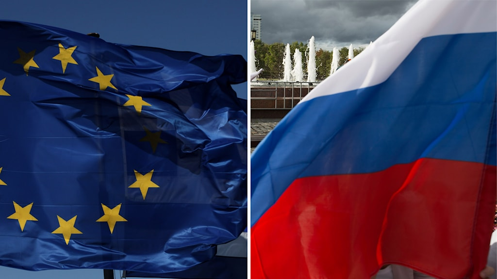 Ryssland, EU, sanktioner