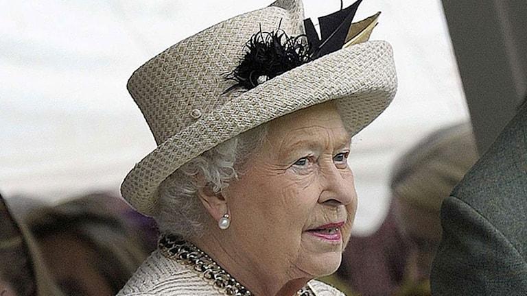 Drottning Elizabeth. Foto: TT