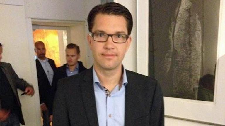 Jimmie Åkesson (SD), Sverigedemokraterna