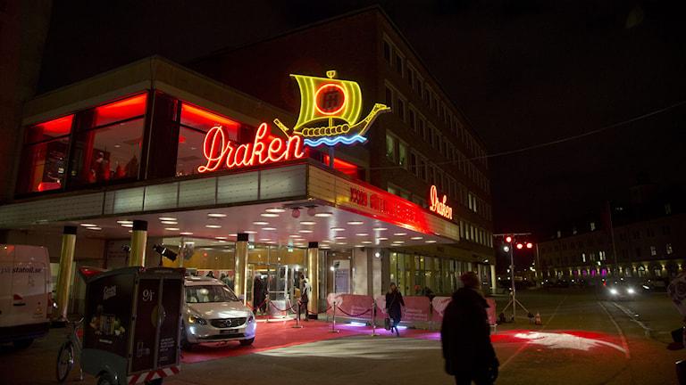 Draken på Järntorget är Göteborgs filmfestivals huvudbiograf. Foto: TT
