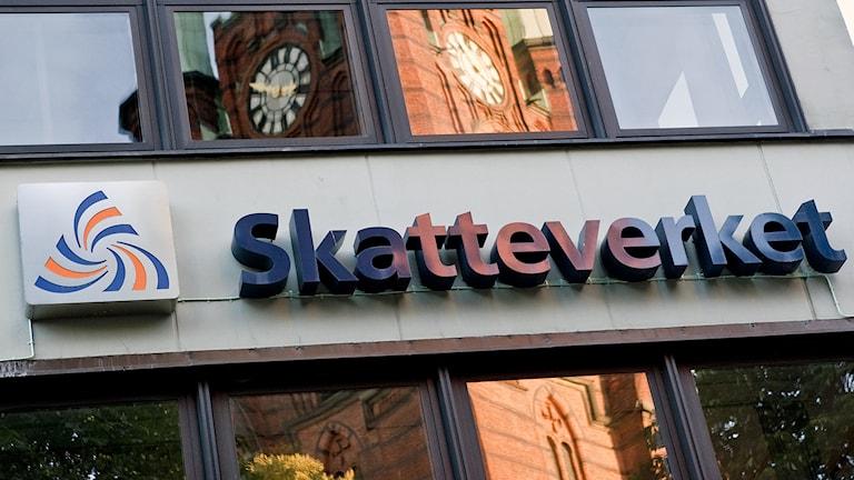 Skatteverket på Klara Norra Kyrkogata i Stockholm. Foto: Christine Olsson / SCANPIX / TT.