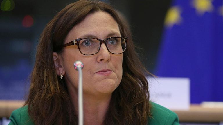 Cecilia Malmström (FP). Foto: TT