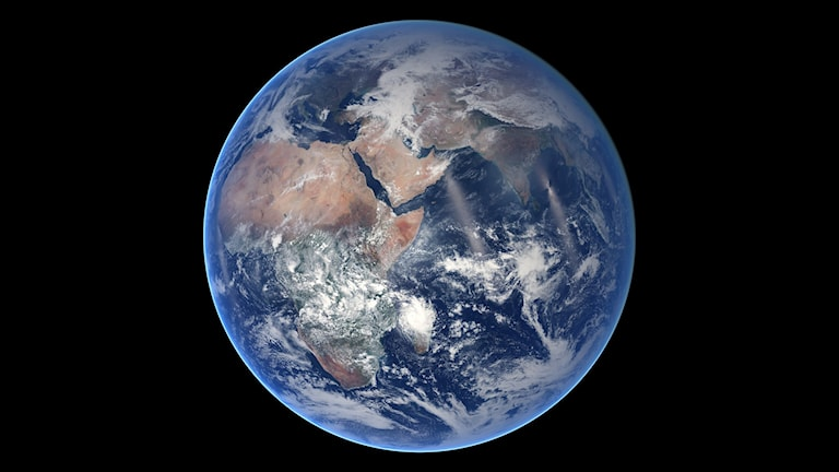 Foto: Nasa Earth Observatory/TT.