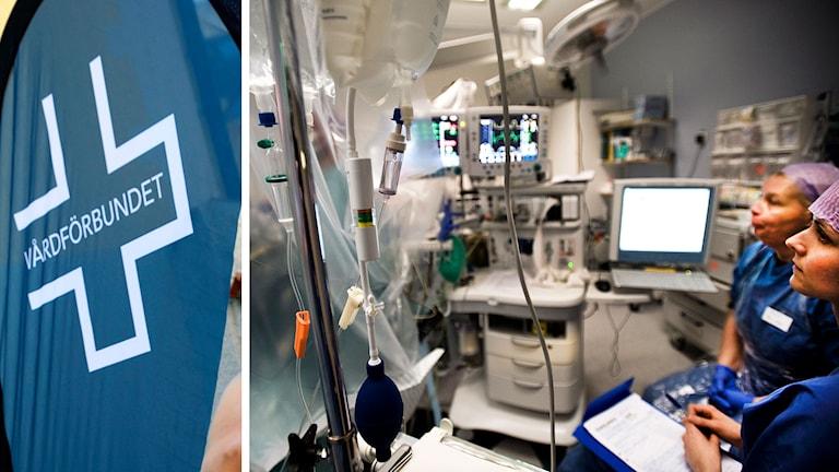 Specialistutbildningen för sjuksköterskor får skarp kritik i en utvärdering som presenteras av Universitetskanslerämbetet, UKÄ, i dag.Foto: TT