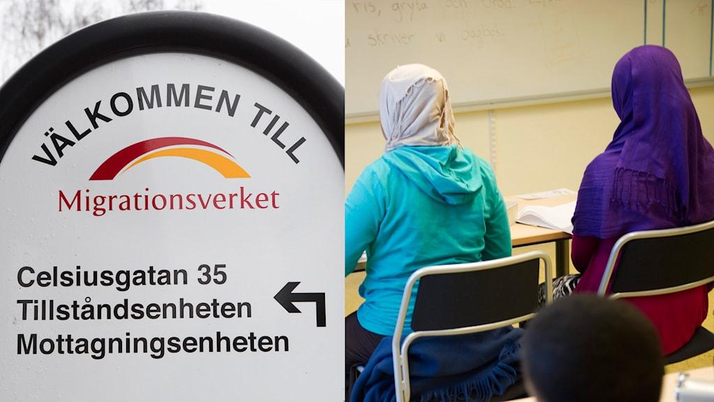 Fler kommuner i Sverige får göra sig beredda att ta emot fler flyktingbarn, uppger Migrationsverket. Foto: Drago Prvulovic och Fredrik Sandberg
