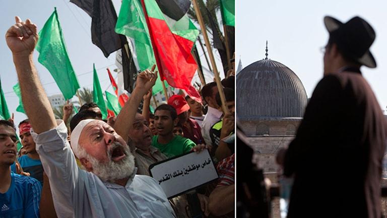 Palestina, Jerusalem, Israel