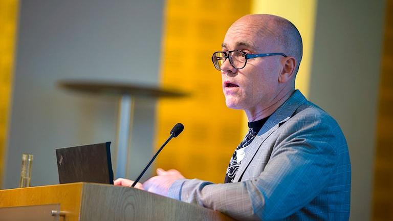 John Hassler, ordförande för Finanspolitiska rådet