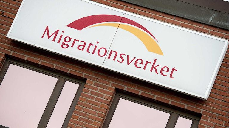 Migrationsverket. Foto: Maja Suslin/TT.
