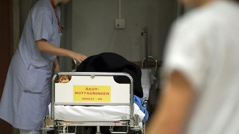 Fria vårdvalet får kritik. Foto: TT