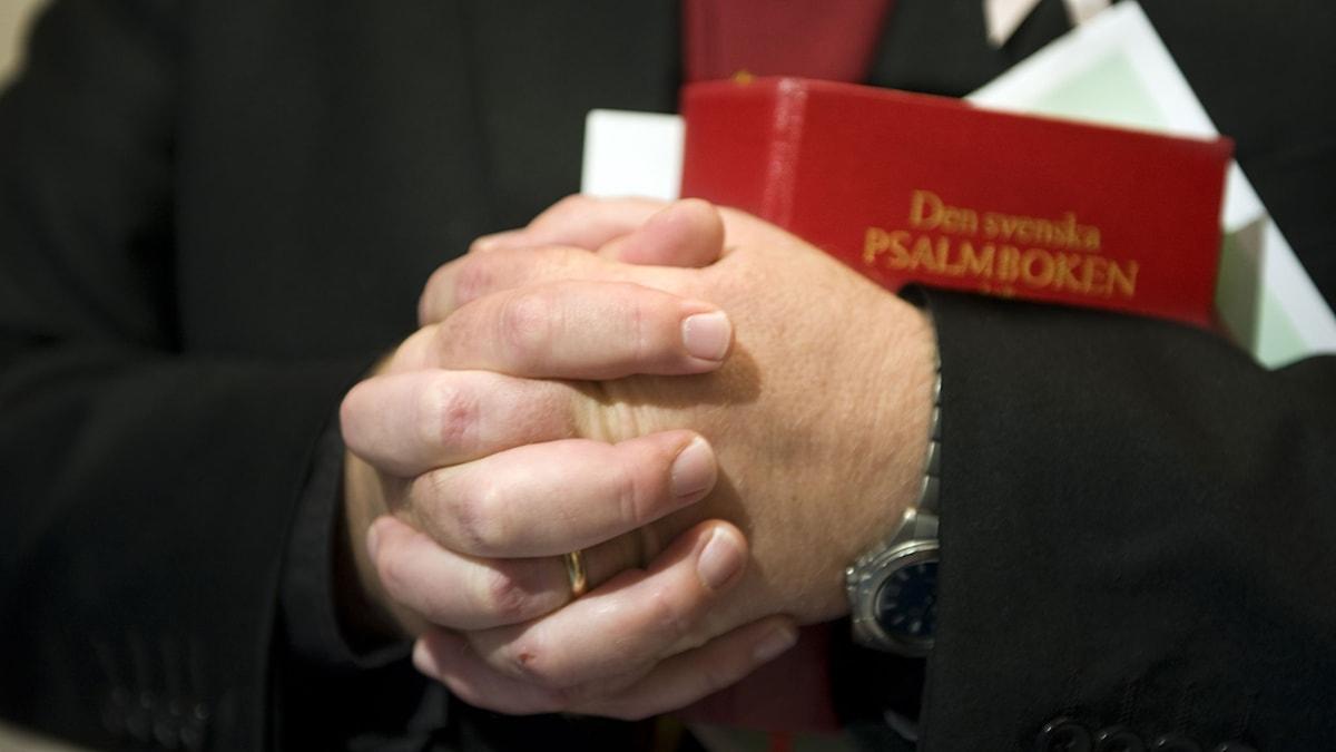 En bön om tillit?