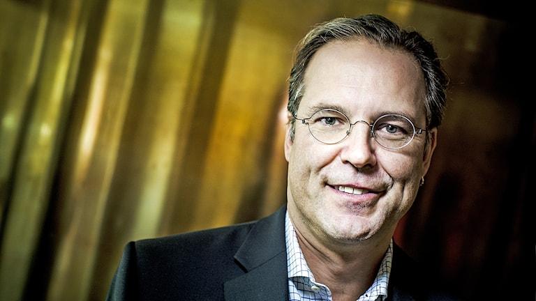 Anders Borg, tidigare moderat finansminister. Foto: Staffan Löwstedt / SvD / TT.