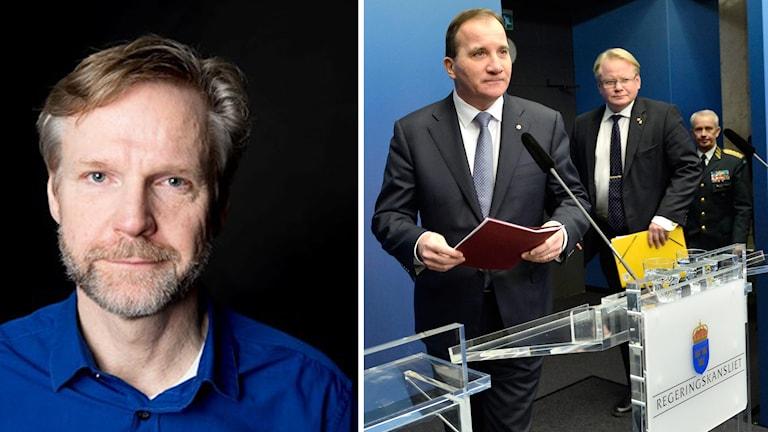 Stefan Löfven, Tomas Ramberg