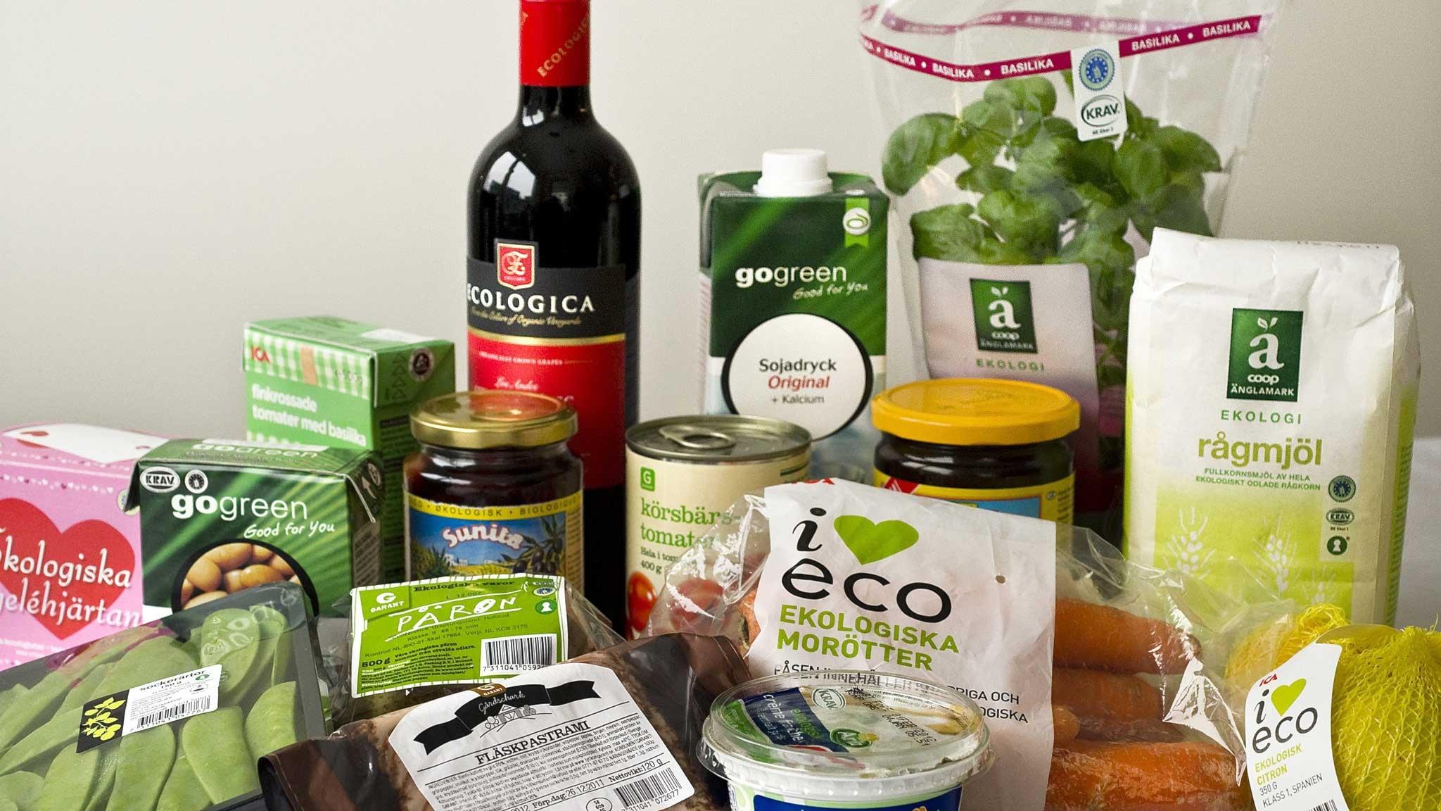"Swedish professors: Organic food ""a catastrophe"" - Radio Sweden"