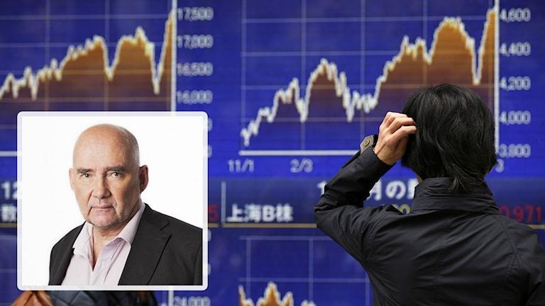 Ekonomikorrespondent Staffan Sonning. Foto: TT/SR