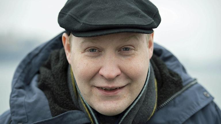 Henrik Dorsin. Foto: Leif R Jansson/TT.