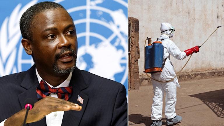 FN, ebola, Mali