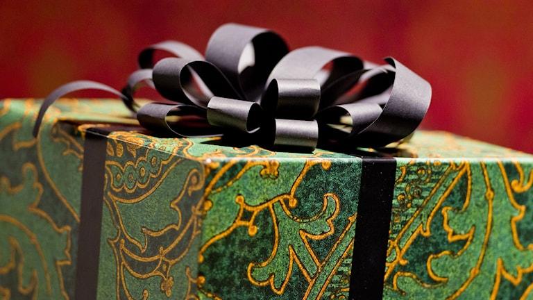 julklapp, present, julafton, gåva