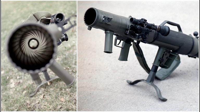 Granatgevären Carl Gustav