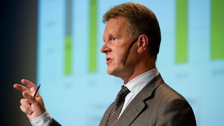 Jan Johansson, vd för SCA. Foto: TT