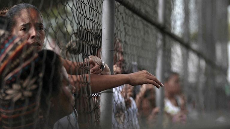 Venezuela, fängelse