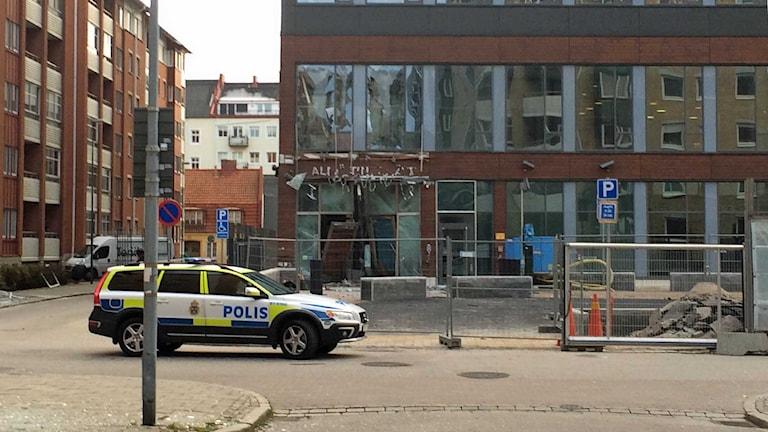 Foto: Alexander Zeilon Lund/Sveriges Radio.