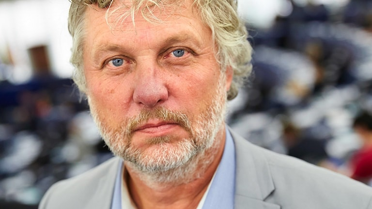 Peter Eriksson i närbild